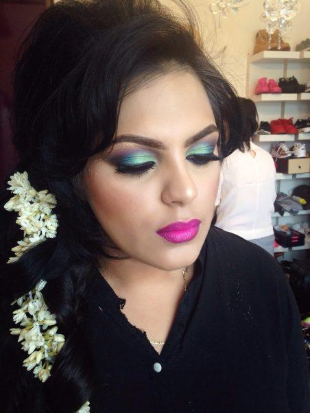 Indian wedding - The Asif's, indian wedding london, makeup artist for indian wedding, indian bride london, indian makeup inspiration