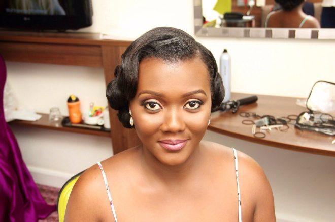 Yvonne's Wedding, black makeup artist london, london makeup artist for black skin, joy adenuga, wedding makeup artist for dark skin, black bridal makeup artist london, black bridal blog