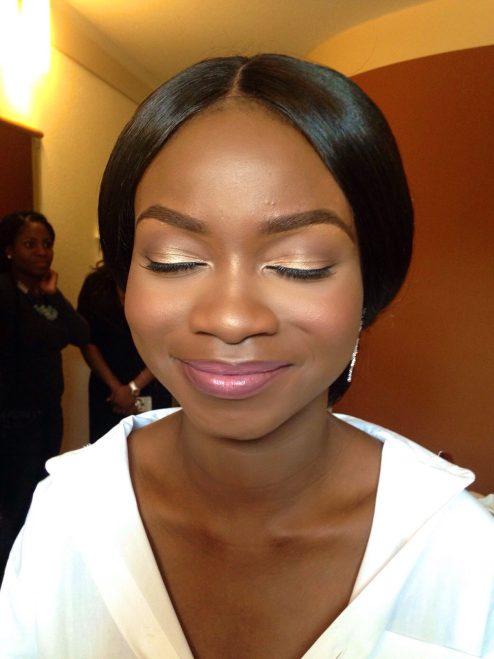Abi's Wedding, black makeup artist london, london makeup artist for black skin, joy adenuga, wedding makeup artist for dark skin, black bridal makeup artist london, black bridal blog