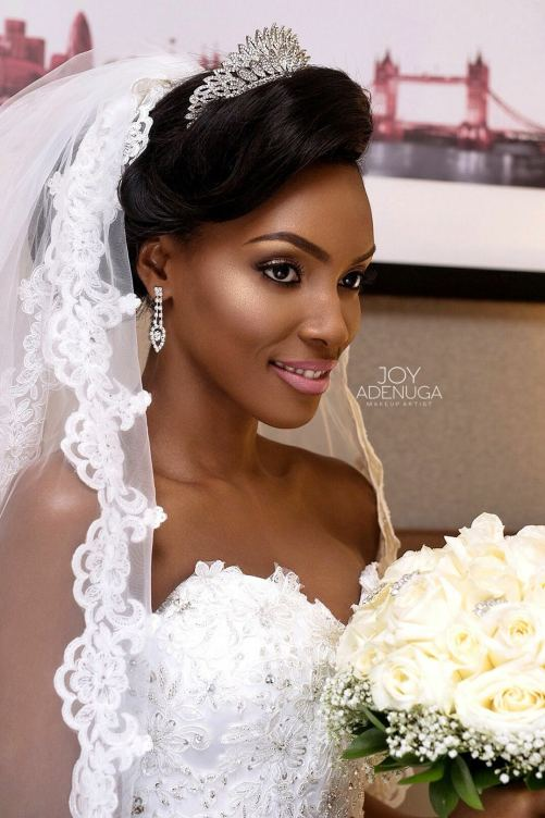 Maggie's Wedding, joy adenuga, london makeup artist for black skin, black makeup artist london, black bridal makeup artist london. wedding makeup artist for dark skin