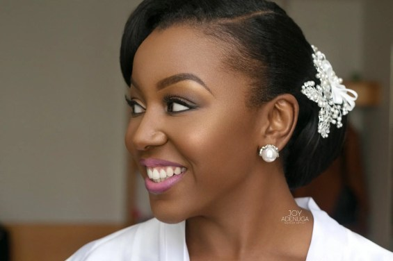 Gloria's Wedding, joy adenuga, black bride, black bridal blog london, london black makeup artist, london makeup artist for black skin, black bridal makeup artist london, makeup artist for black skin, nigerian makeup artist london