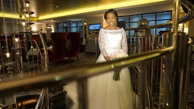Toyin's Wedding, joy adenuga, black bride, black bridal blog london, london black makeup artist, london makeup artist for black skin, black bridal makeup artist london, makeup artist for black skin, nigerian makeup artist london