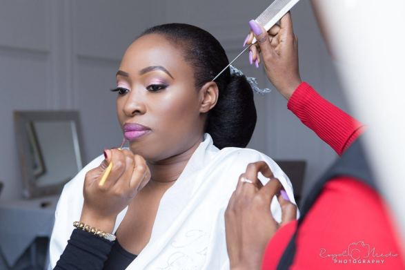 Aiasha's Wedding, joy adenuga, Nigerian makeup artist, black bride, black bridal blog london, Yoruba bride, london black makeup artist, london makeup artist for black skin, black bridal makeup artist london, makeup artist for black skin, nigerian makeup artist london, makeup artist for women of colour