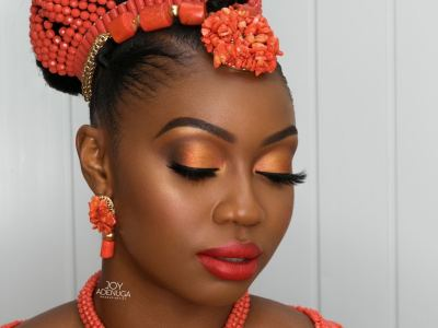 Edo Bride Inspired