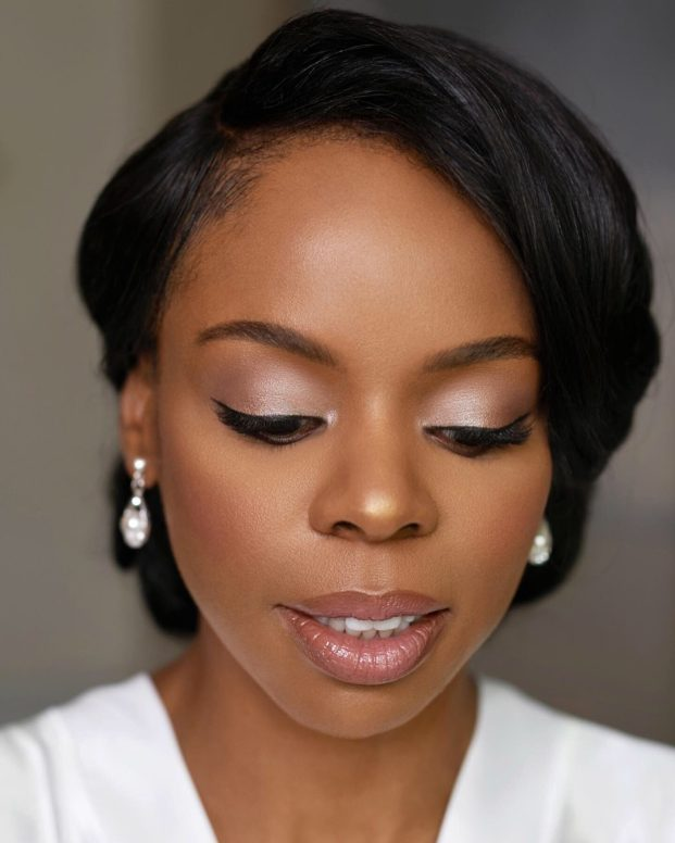 Chinelle's Wedding, Joy Adenuga, black bride, black bridal blog london, london black makeup artist, london makeup artist for black skin, black bridal makeup artist london, makeup artist for black skin, nigerian makeup artist london, makeup artist for women of colour, Melanin bride, black beauty