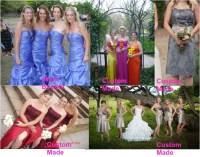 The great debate: Bridesmaids Dresses  store bought or ...