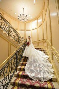 リーガロイヤルホテル大階段