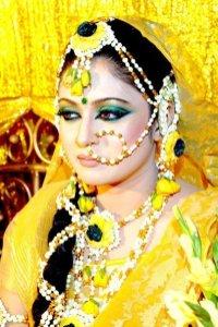 Gaye Holud Beautiful Brides Of Bangladesh