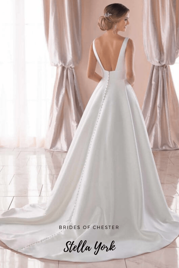 Brides of Chester introduces Stella York 6758 Wedding Dress