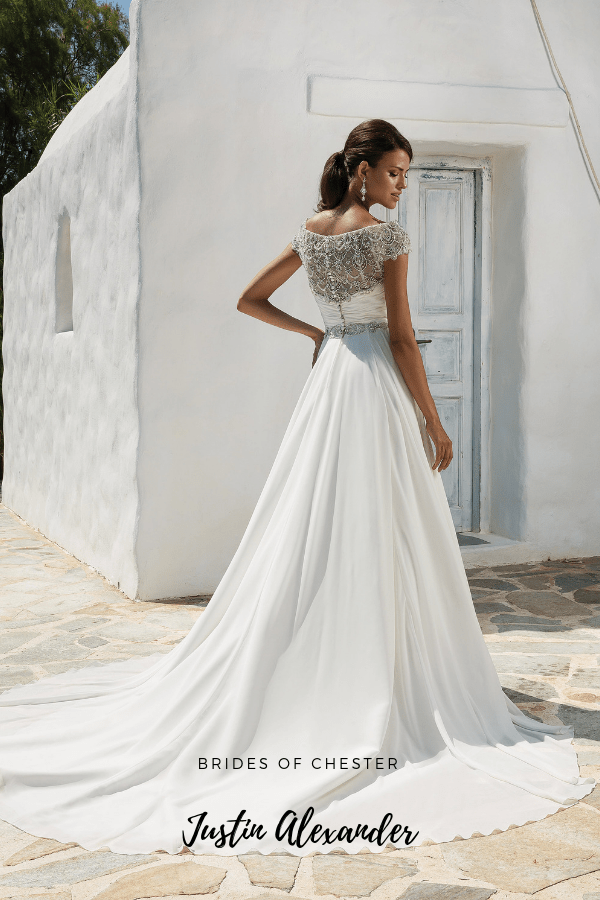 Brides of Chester introduces Justin Alexander 8799 Wedding Dress