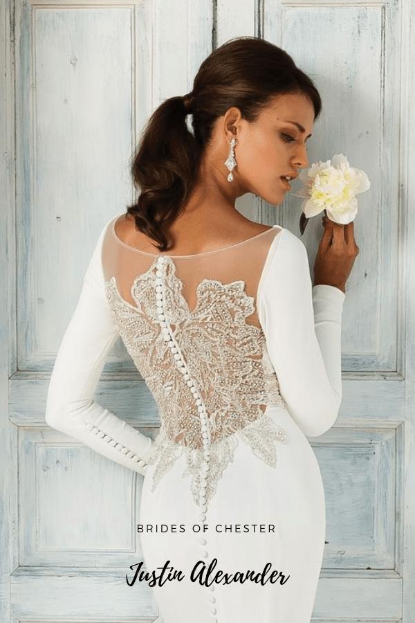Brides of Chester introduces Justin Alexander 8936 Wedding Dress