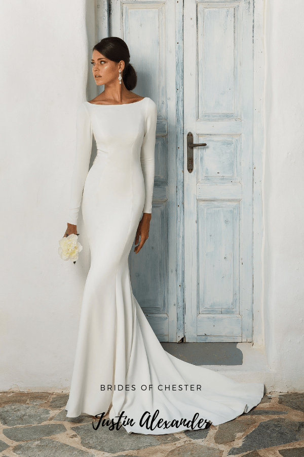Brides of Chester introduces Justin Alexander 8936 Wedding Dress