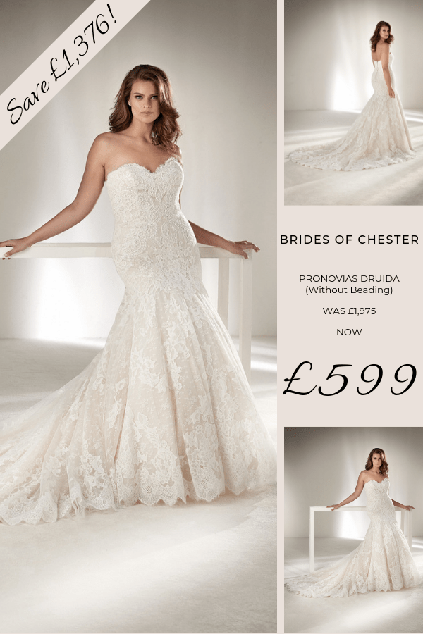 Brides of Chester introduces Pronovias Druida