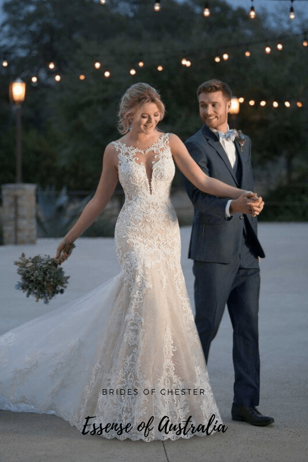 Brides of Chester introduces Essense D2548 Wedding Dress