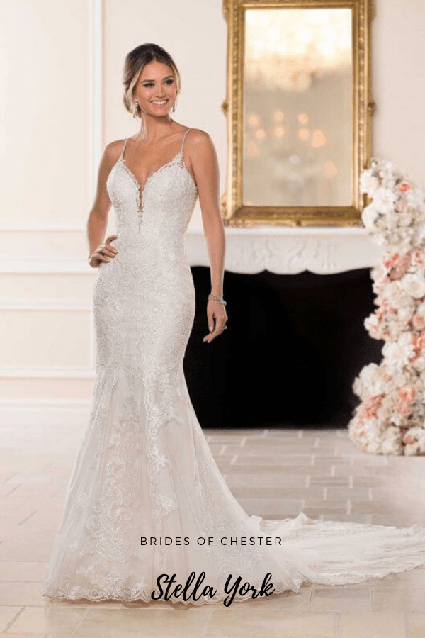 Brides of Chester introduces Stella York 6574 Wedding Dress