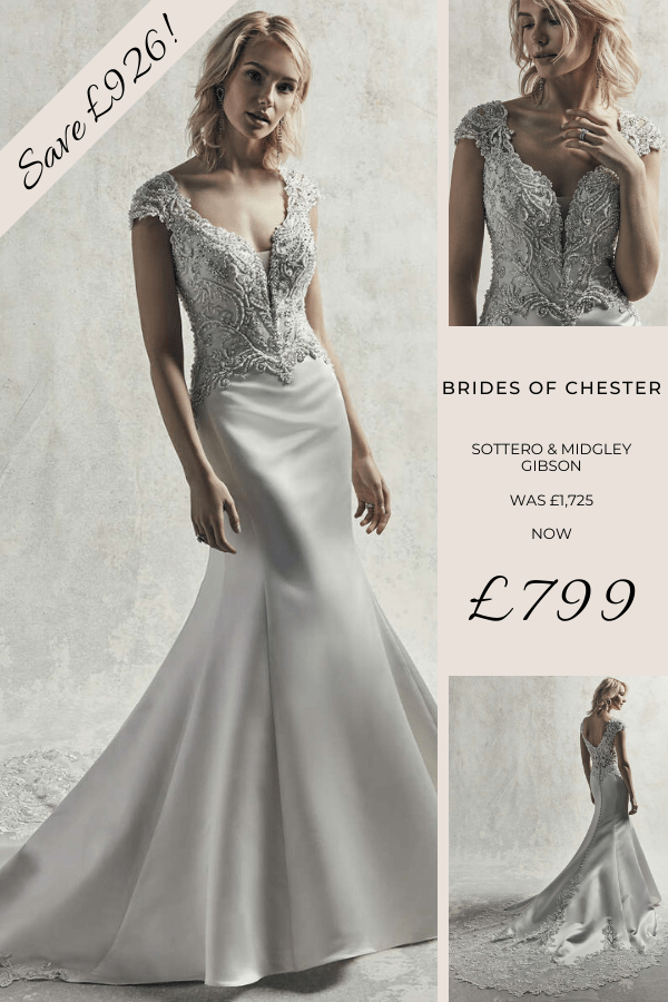 Brides of Chester introduces Sottero and Midgley Gibson
