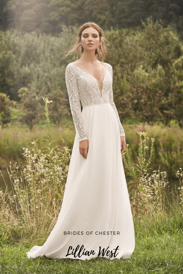 Brides of Chester introduces Lillian West 66135