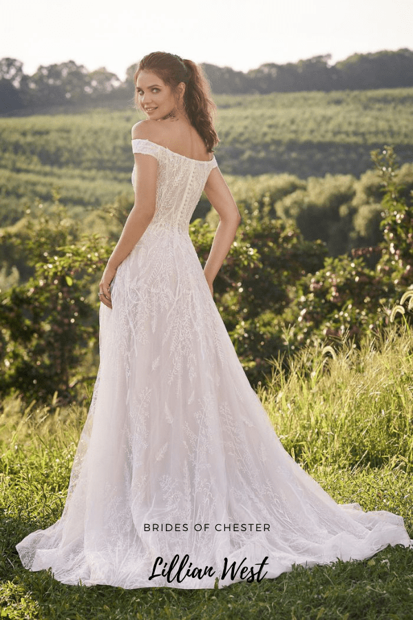 Brides of Chester introduces Lillian West 66145