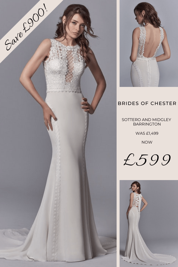 Brides of Chester introduces Sottero and Midgley Barrington