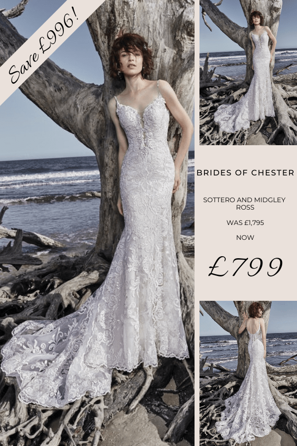 Brides of Chester introduces Sottero and Midgley Ross