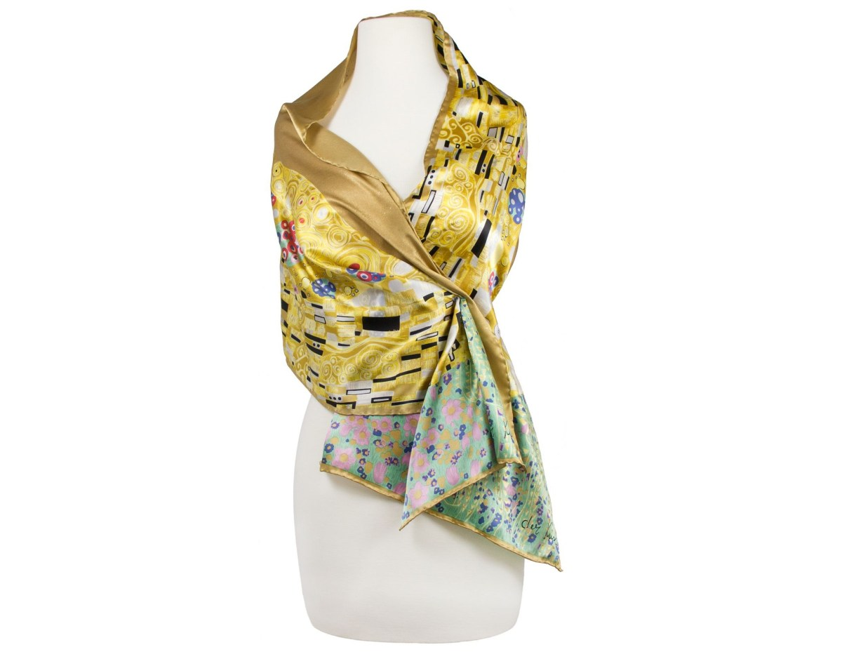 Wedding planners favorite scarves by Rosberg Art Scarves