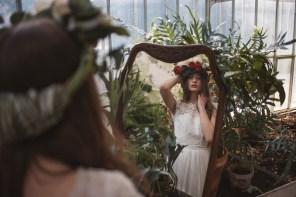 Greenhouse wedding Slovenia by Katja & Simon Photography