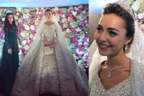The whopping $1 billion Moscow wedding