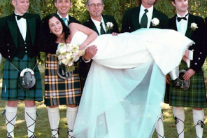 How to Wear a Kilt for your Scottish Wedding?