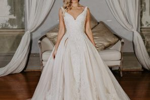 Elegant wedding dresses and bridal gowns from Belle et Blanc Bridal Boutique