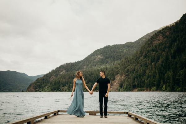 couple, wedding
