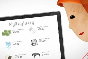Build your wedding registry with ease with MyRegistry.com
