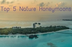 Top 5 Nature Honeymoons