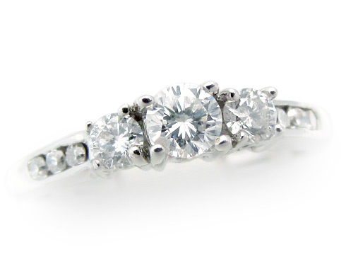 diamonds, wedding jewelry