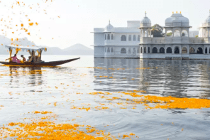 Cost of wedding at Taj Lake Palace, Udaipur