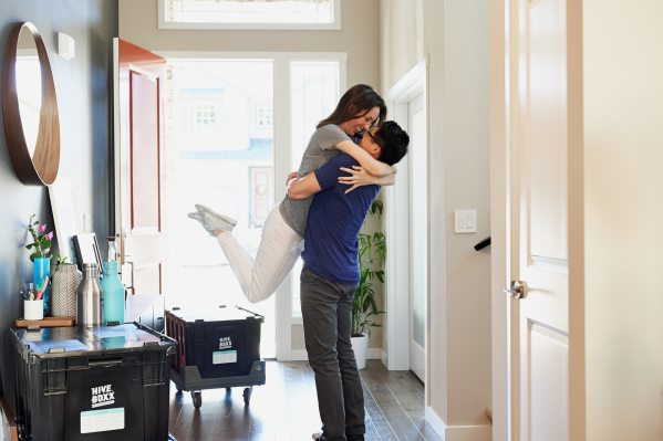 home improvement, newlyweds