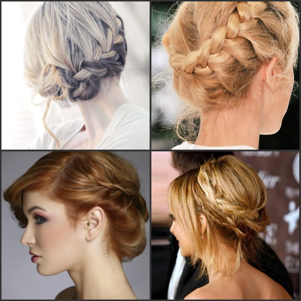 Step by Step Guide to do the Braided Wedding Hairstyle
