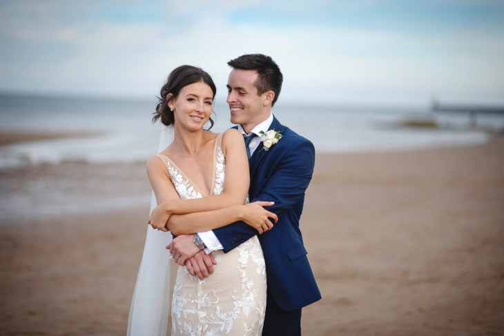 A Coastal Wedding in Northumberland (c) LLoyd Clarke Photography (40)