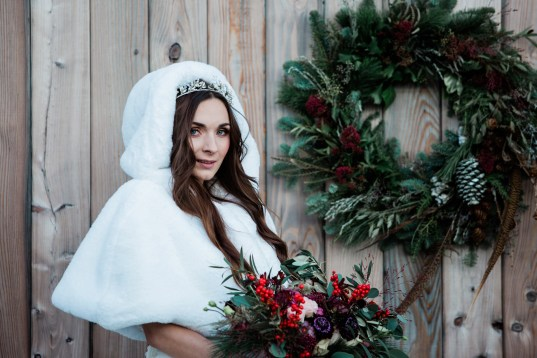 A Festive Wedding Shoot at Stock Farm (c) Katy Jordan Photography (15)