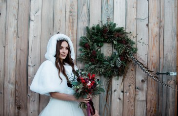 A Festive Wedding Shoot at Stock Farm (c) Katy Jordan Photography (16)