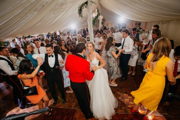 A Pretty Wedding at Hooton Pagnell Hall (c) John Hope Photography (79)