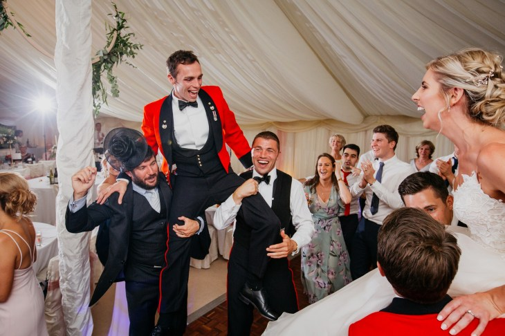A Pretty Wedding at Hooton Pagnell Hall (c) John Hope Photography (84)