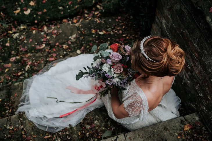 A Styled Bridal Shoot at Gawsworth Hall (c) Jenny Appleton (4)