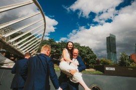 A Stylish City Wedding in Manchester (c) Kate McCarthy Photography (38)
