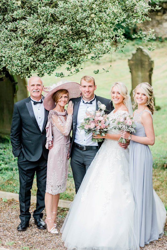 A Super Pretty Wedding at Bowburn Hall (c) Carn Patrick (33)