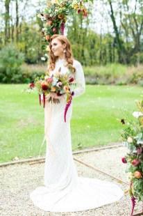 A Berry Bridal Styled Shoot at Bowcliffe Hall (c) Natasha Cadman (12)