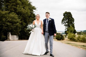 A Classic Wedding at Hazelwood Castle (c) Hayley Baxter Photography (30)