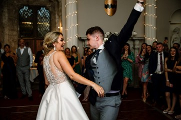 A Classic Wedding at Hazelwood Castle (c) Hayley Baxter Photography (56)