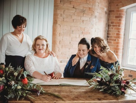 A Sparkling Wedding at The West Mill (c) Sharon Trees (28)