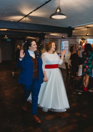 A Sparkling Wedding at The West Mill (c) Sharon Trees (50)