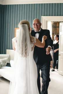 A Black Tie Wedding at Swinton Park (c) M&G Photography (13)